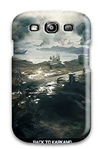 aqiloe diy DeniseMA Fashion Protective Battlefield Video Game Other Case Cover For Galaxy S3