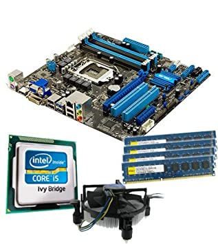 Intel Celeron G1840/MSI H81M-P33 placa | CSL PC aufrüstkit ...
