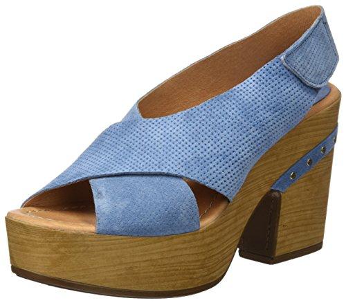 WOCHENENDE VON Frauen PEDRO MIRALLES Blau 17500 für Cielo Clogs qqOdrp4