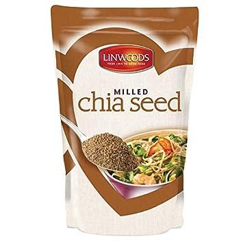 Amazon.com: Linwoods – Semillas de chia fresada, 7.05 oz ...