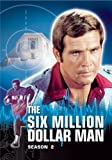 The Six Million Dollar Man: Season 2 (DVD)