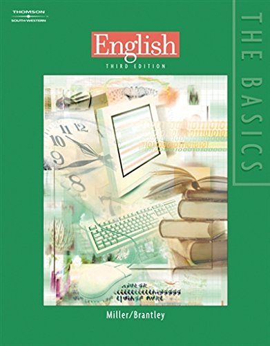 The Basics: English (with Data CD-ROM) by Brand: Thomson