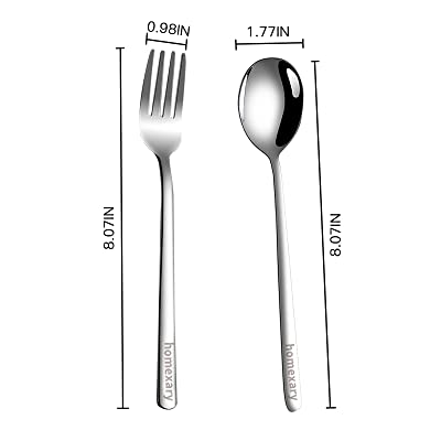 12 x Stainless Steel Cutlery Dining Table Forks Dinner Forks Heavy Duty Kitchen