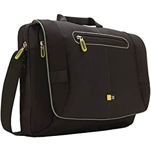 Case Logic PNM-217 Laptop Messenger Bag, 17-Inch (Black)