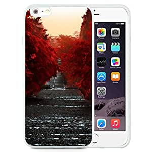 NEW Unique Custom Designed iPhone 6 Plus 5.5 Inch Phone Case With Japan Honshu Island_White Phone Case