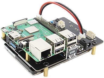 geekworm NV3 Raspberry Pi Tarjeta de expansión de almacenamiento ...