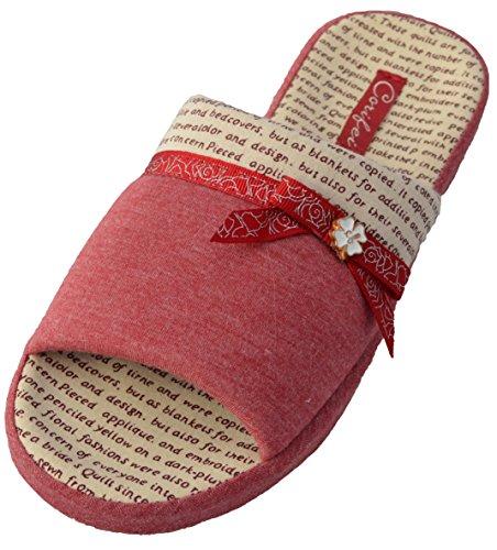 Pantofole Ortopediche Da Donna Clause Ezstep Bordeaux
