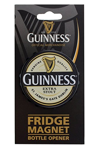 Irish Fridge Magnets (Guinness Fridge Magnet Bottle Opener)
