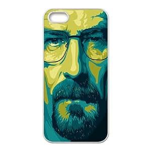 Breaking Bad Unique Design Cover Case For Apple Iphone 5 5S Cases TPUKO-Q778872