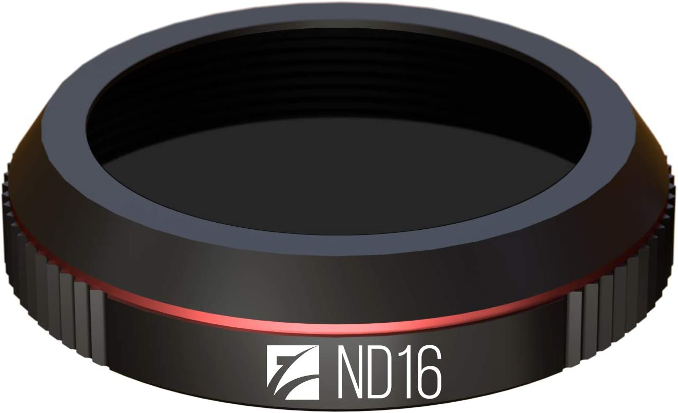 Freewell Neutral Density ND16 Camera Lens Filter Compatible With DJI Mavic 2 Zoom / Mavic 2 Enterprise Drone