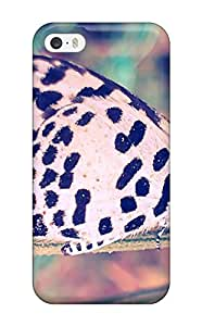 Carroll Boock Joany's Shop butterfly animal forest hdr ultrahd whitek Anime Pop Culture Hard Plastic iPhone 5/5s cases