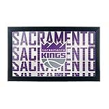Trademark Gameroom NBA1500-SK3 NBA Framed Logo Mirror - City - Sacramento Kings