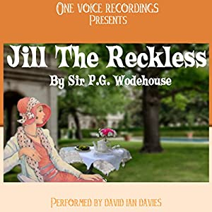 Jill the Reckless Audiobook
