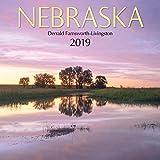 2019 Nebraska Wall Calendar