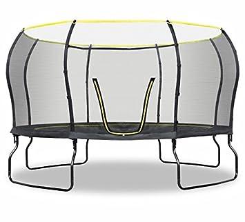 Air Launch Rebo II - Cama elástica con cierre de halo (4 tamaños ...