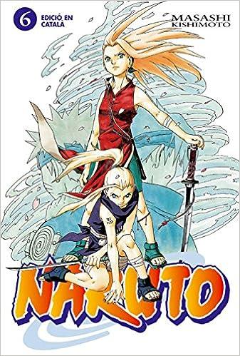 Naruto Català nº 06/72 (EDT) (Manga Shonen): Amazon.es ...