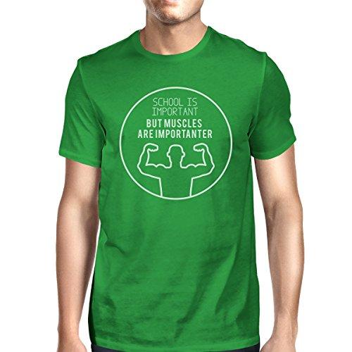 365 Los m manga hombre de Printing corta para Camiseta qxnC0SrHwq