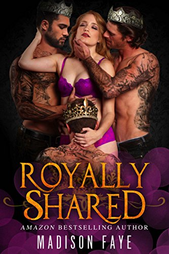 Royally Shared (The Triple Crown Club Book 1)