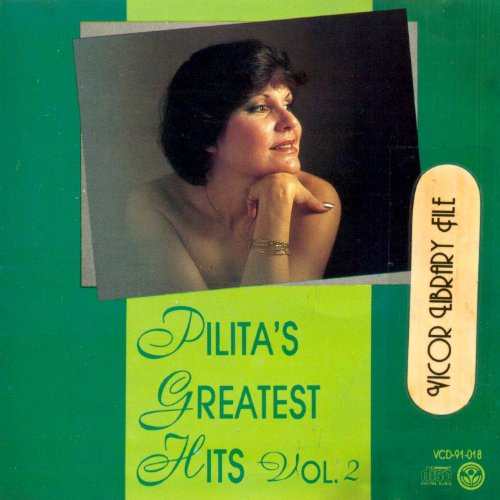Greatest hits pilita corrales vol. 2 [Clean]