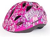 MOON Kids Multi-sport Helmet/Bicycle Helmet/Skate Helmet (Rose, M(52~56) cm)