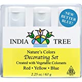 India Tree Natural Decorating Colours - Primary