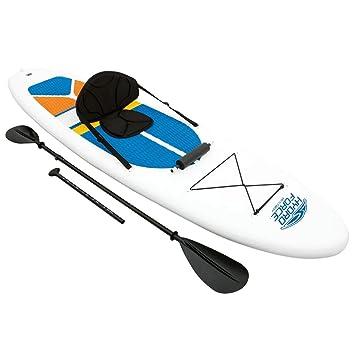 Luckyfu 65069 - Paddleboard Hinchable de Diseño Moderno para ...