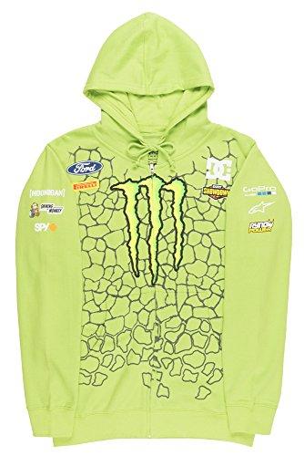 monsters energy hoodie - 4
