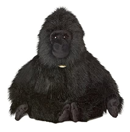 "Amazon.com: Aurora World Miyoni Gorilla 17"" Plush: Toys ..."