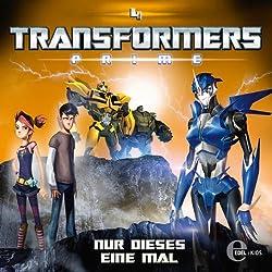 Nur dieses eine Mal (Transformers Prime 4)