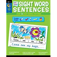 Creative Teaching Press Cut & Paste Sight Word Sentences
