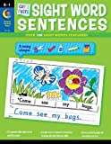 Cut & Paste Sight Words Sentences