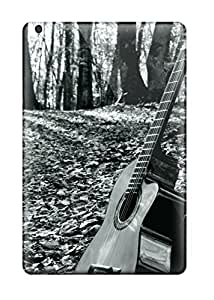 Durable Guitar Back Cases/covers For Ipad Mini