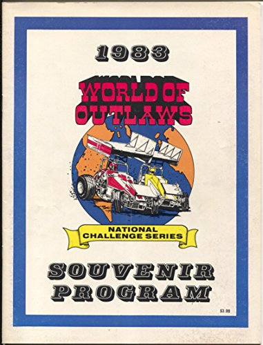 World Of Outlaws National Challenge Series Auto Race Program - Series National Race
