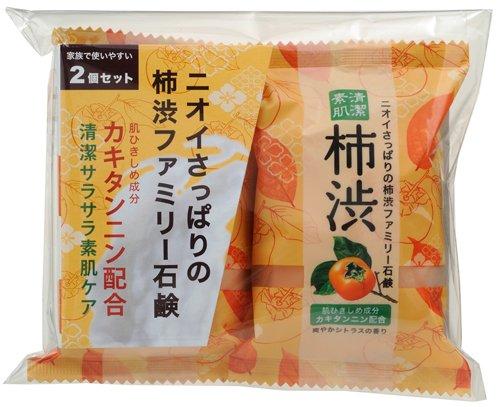 【ペリカン石鹸】柿渋のサムネイル