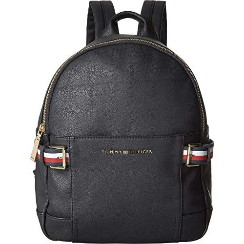Tommy Hilfiger Women's Meriden Pebble PVC Backpack