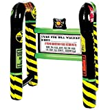 "The Party Continuous Adult Birthday Party Goofy ""Over The Hill"" Cane , Black/yellow , 31 1/2"" x 26"" x 21 1/2"" plastic"