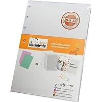 Refil A-5 com 30 Folhas Pntadas Caderno Inteligente