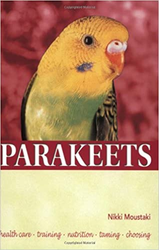Book A Beginners Guide to Parakeets