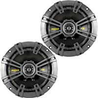 Kicker 40CS44 4-Inch 150W 2 Way Coaxial Speakers (Pair)
