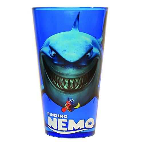 - Silver Buffalo NM08031P Disney Pixar Finding Nemo Bruce Pint Glass, 16-Ounces