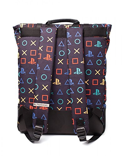Playstation - All Over - Rucksack | Messanger Bag | Original Sony Playstation