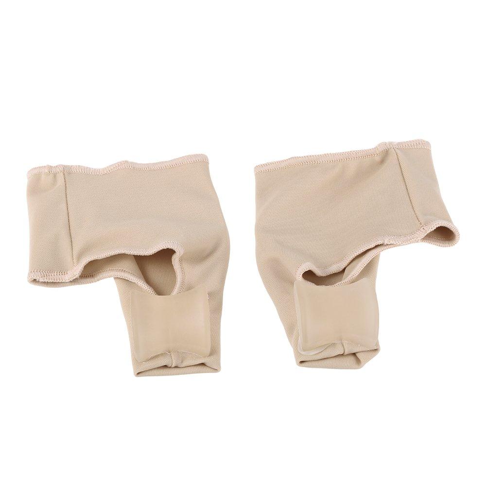 Anself 2Pcs Big Toe Separators & Toe Correctors for Dancers, Yogis & Athletes, Treatment for Bunions Relief, Hammer Toe, Hallux Valgus W4541-ROHRJV