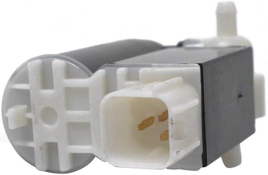 Hehilark Pompe de Moteur de Lave-Glace de Pare-Brise de Voiture 98510-25100 98510-2C100 98510-2L100 98510-1F100 pour Hyundai pour Kia pour GM Cor/ée