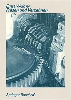 Book Fräsen und Verzahnen (Technica-Reihe)