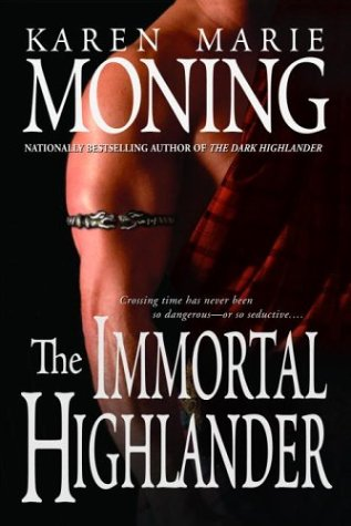 The Immortal Highlander ebook