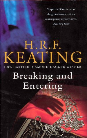 Read Online Breaking and Entering (hb) (Inspector Ghote Mystery) pdf epub