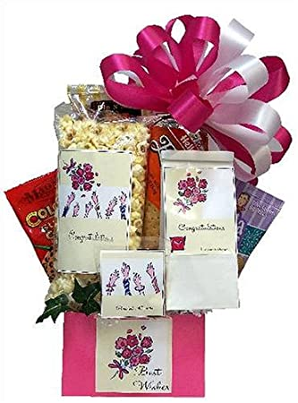 best wishes bounty bridal shower gifts