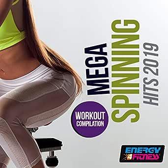 Mega Spinning Spring Hits 2019 Workout Compilation de Various ...