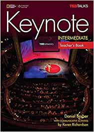 Keynote Intermediate: Teacher's Book with Audio CDs