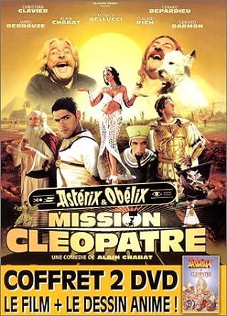 Amazon Com Asterix Obelix Mission Cleopatra Movies Tv